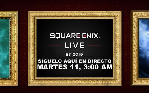 Conferencia Square Enix E3 2019