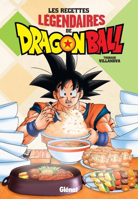 Dragon Ball Tendra Su Propio Libro De Recetas En Octubre