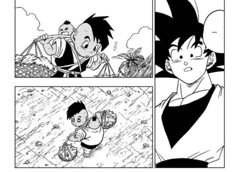 Dragon Ball Super Manga capítulo 31 - Uub