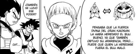 Dragon Ball Super manga capítulo 49