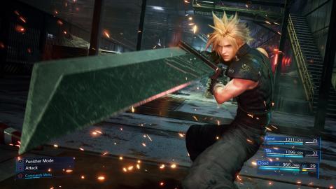 Final Fantasy VII Remake nuevos datos