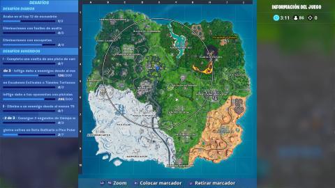 Fortbyte #20 localización