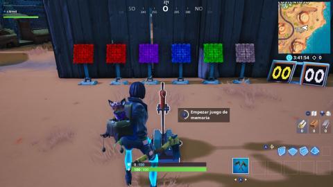 Fortbyte #28 cómo resolver el puzle