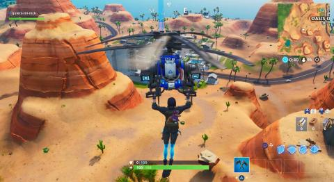 Fortnite Pack gratuito PSN
