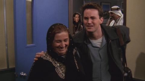 Friends - Chandler y su viaje a Yemen