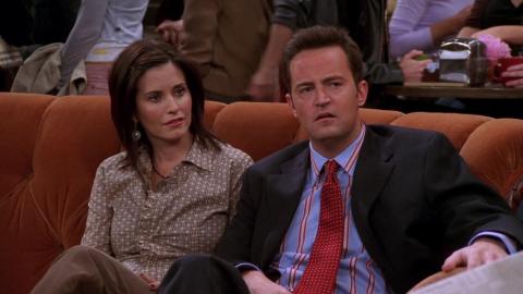 Friends - Monica y Chandler