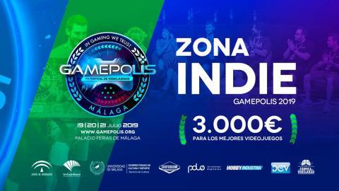 gamepolis zona indie