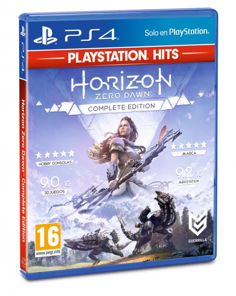 Horizon PlayStation Hits
