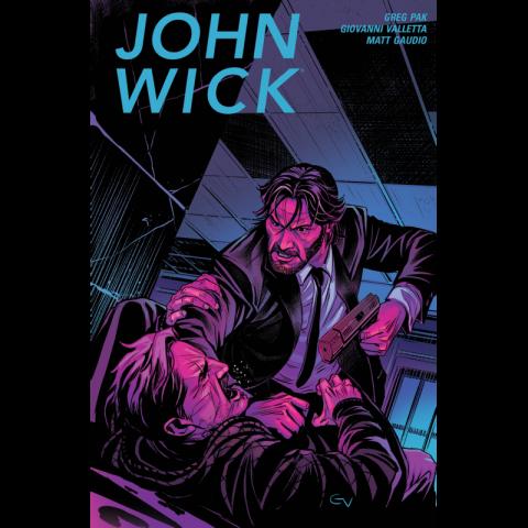 John Wick, el cómic precuela