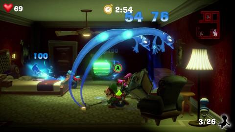 Luigi's Mansion 3 E3 2019 Impresiones