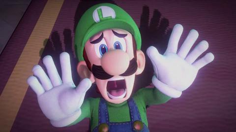 Luigi's Mansion 3 E3 2019