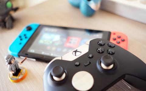 Mando Xbox One Switch