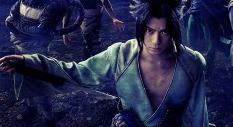 Naruto - Su nueva obra de teatro trae un impactante póster con actores reales