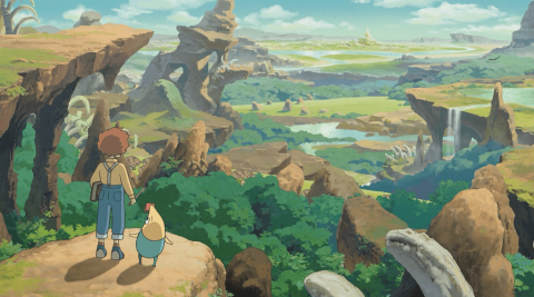 Ni no Kuni Wrath of the White Witch Remastered E3 2019