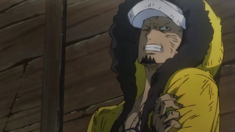 One Piece Stampede - Trafalgar Law
