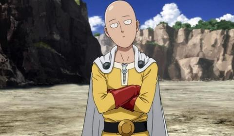 One Punch Man serie anime