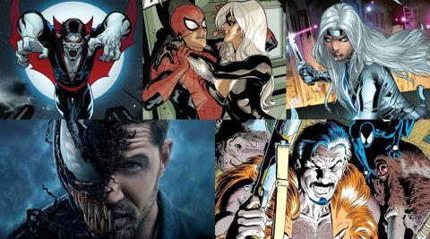 Películas spin-off de Spider-Man
