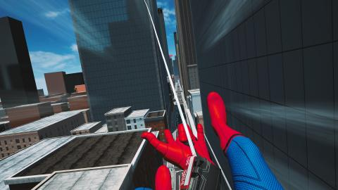 Spider-Man Far From Home VR Experience