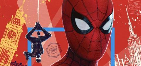 Spider-Man: Lejos de casa - Póster IMAX