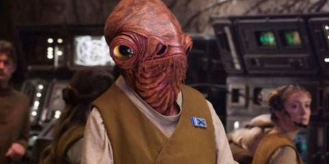 Star Wars Episodio 8 - Almirante Ackbar