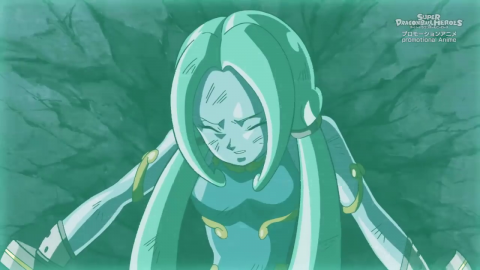 Super Dragon Ball Heroes episodio 12