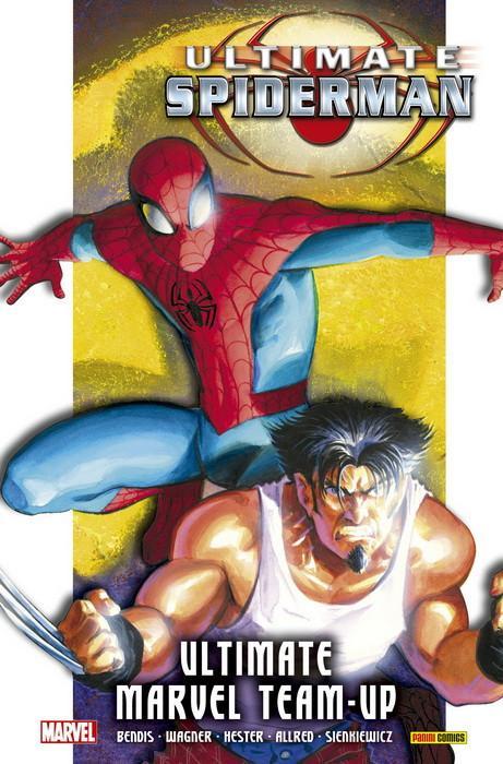 Ultimate Spider-Man: Ultimate Marvel Team-Up,