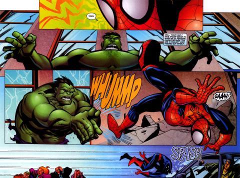 Ultimate Spider-Man: Ultimate Marvel Team-Up