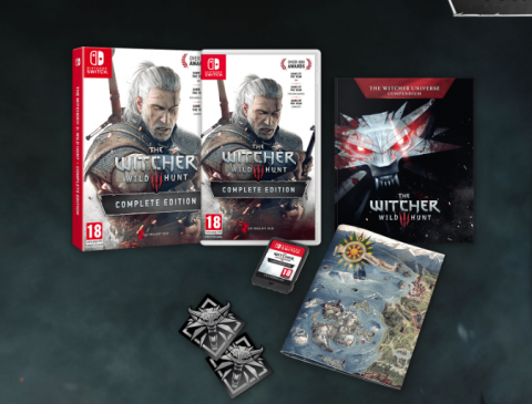 Confirman que The Witcher 3: Wild Hunt llegará a Nintendo Switch #E32019