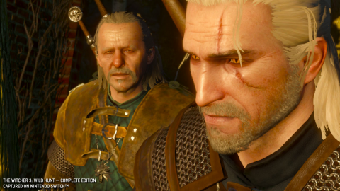 The Witcher 3 Nintendo Switch E3 2019