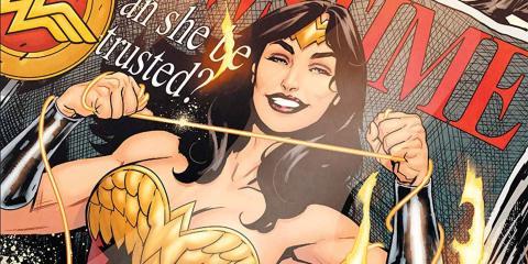 Wonder Woman Tierra Uno Vol. 2