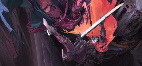 Deaths Gambit análisis