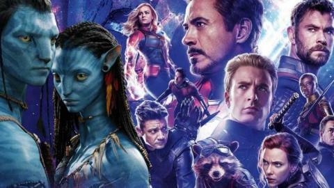 Avengers vs Avatar