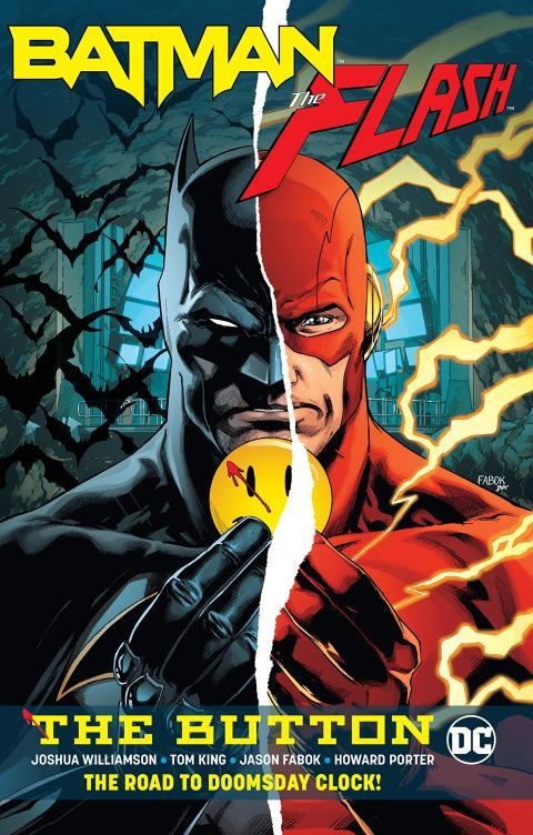 Batman / Flash: La Chapa - Portada