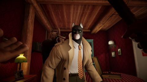 Blacksad preview