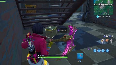 Cajas de munición Fortnite