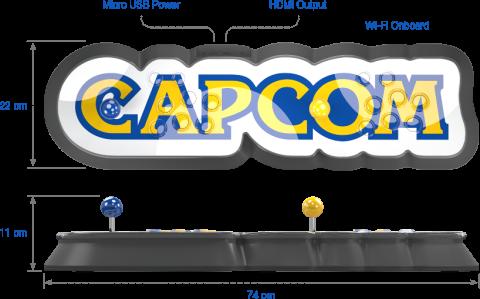 capcom home arcade 5 6