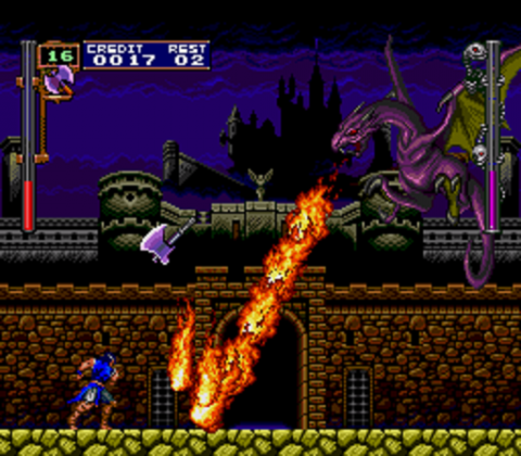 Castlevania Rondo of Blood