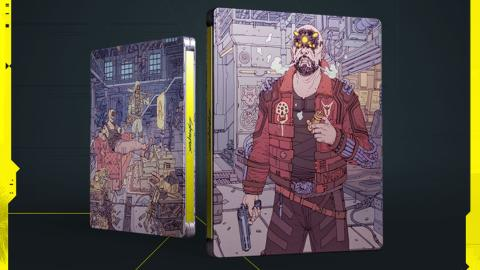 Cyberpunk 2077 discos