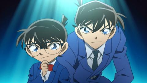 Detective Conan serie anime