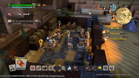 dragon quest builders 2 review 10