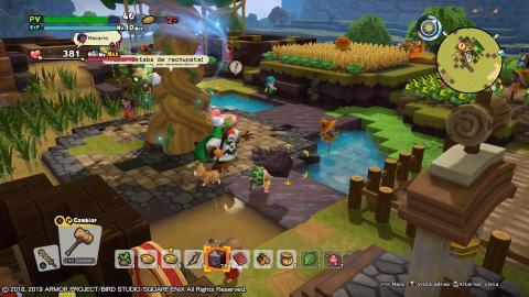 dragon quest builders 2 review 11