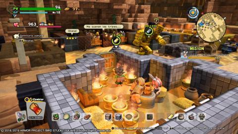 dragon quest builders 2 review 2