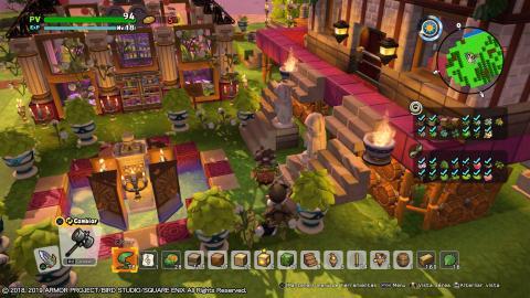 dragon quest builders 2 review 5