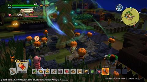 dragon quest builders 2 review 8