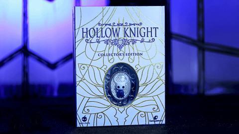 Hollow Knight Edición Coleccionista Unboxing