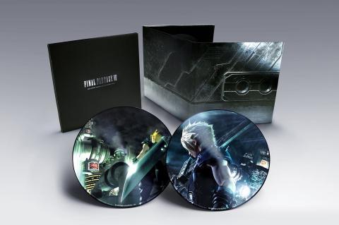 Final Fantasy 7 banda sonora