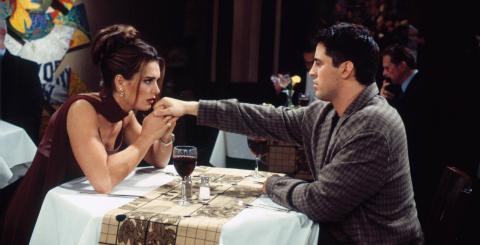Friends - Joey y sus ligues