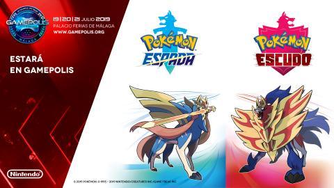 Gamepolis Pokémon Espada y Escudo