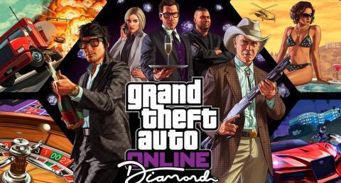 El Diamond Casino de GTA Online abrirá finalmente la próxima semana