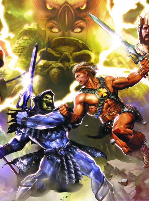He-Man y Los Másters del Universo (2012)